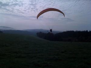 Paragliding Westerwald